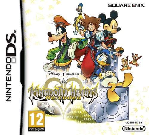 Kingdom Hearts: Recoded [Pegi]