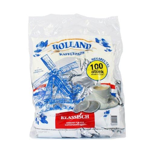 Holland KaffeePads Regular für Senseo Megabeutel 100 Stuck