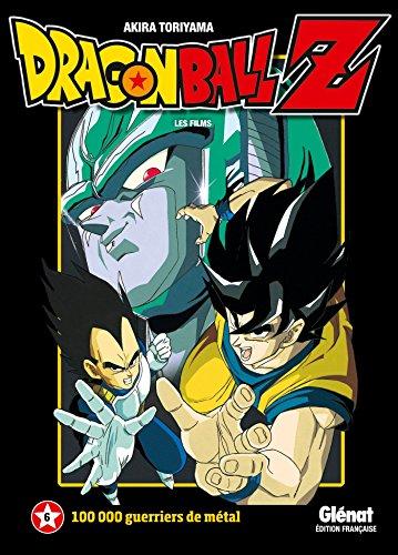 Dragon Ball Z - Film 06: 100 000 guerriers de métal