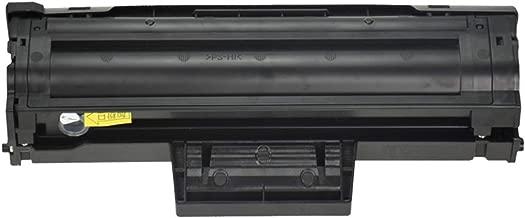 Compatible Samsung MLT-D110S Cartucho de tóner M2060FW Cartucho de Tinta M2060 Impresora láser tóner Negro 1500 páginas