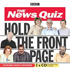 The News Quiz - Hold The Front Page