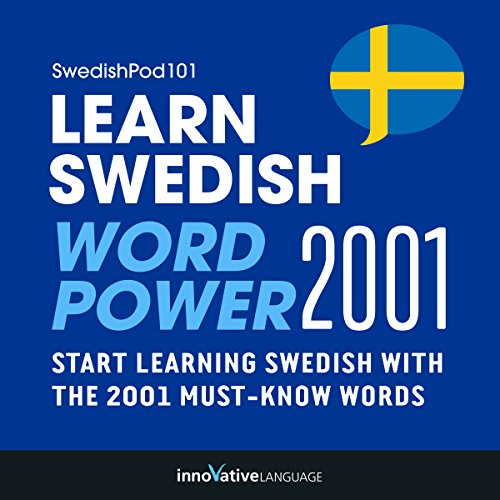 Learn Swedish - Word Power 2001 cover art