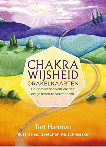 Chakra wijsheid orakelkaarten: de complete spirituele set die je leven verandert