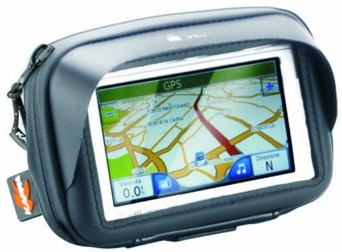 Porta smartphone / navigatore da manubrio fino a 4.3 pollici KAPPA KS953