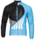 Haibike 740281de Hombres, Hombre, Camiseta 740281, Hombre, Color Azul, tamaño Medium
