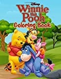 Winnie The Pooh Coloring Book: Great Quality Coloring Book. Winnie The Pooh Coloring Book With Over 50 High Quality Images.