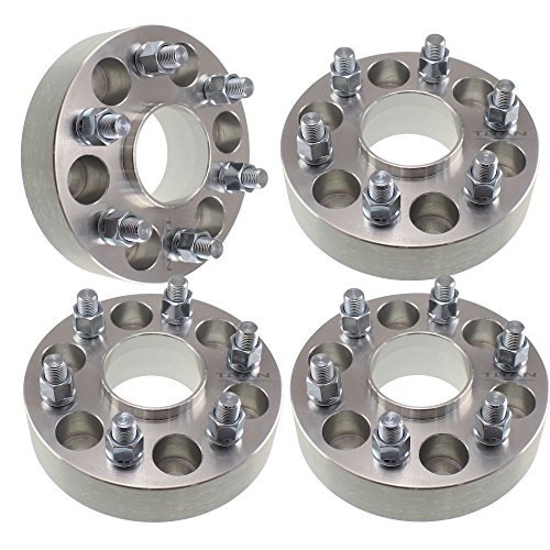 """(4) 1.50"""" (38mm) Hubcentric 6x120 Wheel Spacers Fits Chevy GMC Canyon Colorado"""