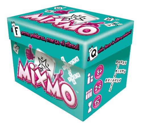 Asmodee- Juegos de Mesa, Color (MIX02ES)