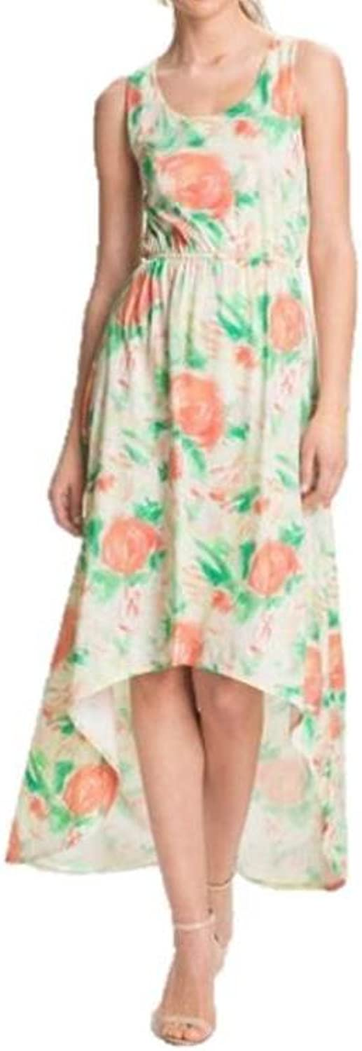 Alice & Olivia Kelty Print Floral Dress, Abstract Garden, 6