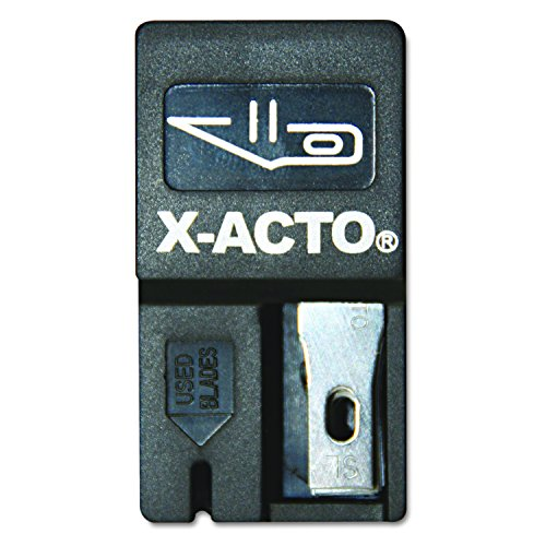 X-ACTO Nonrefillable Blade Dispenser, 15 per Pack (X411)