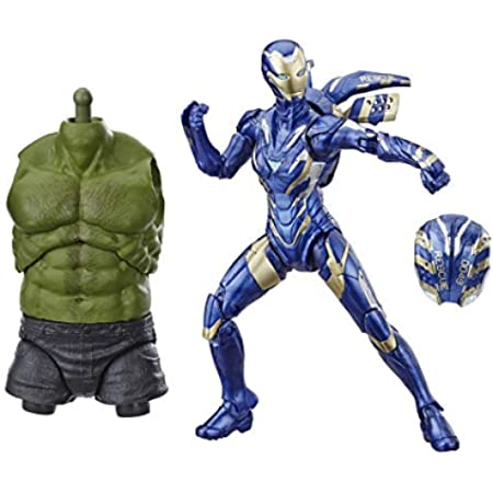 """Avengers Marvel Legends Series Endgame Marvel's Rescue 6"""" Collectible Action Fig"""