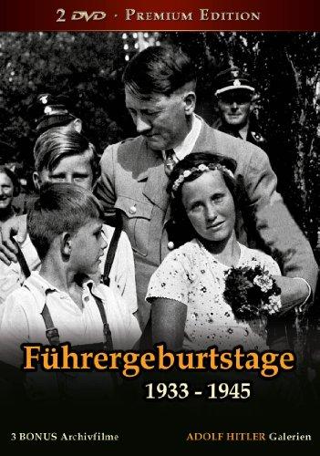 Führergeburtstage 1933-1945 (2 DVD - Premium Edition)
