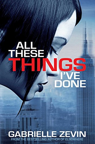 All These Things I've Done (Birthright Trilogy Book 1) (English Edition)