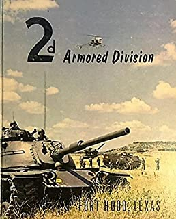 2d Armored Division, Fort Hood, Texas