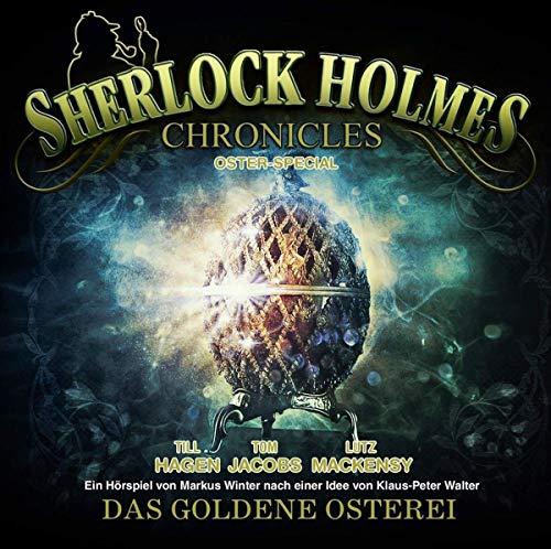 Das goldene Osterei  By  cover art