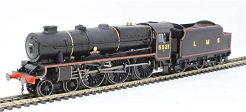 Hornby R3614 LMS Rebuilt 4-6-0 Patriot No.5521'RHYL' Loco-Steam, Multi