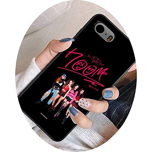 KPOP BLACKPINKS Lisa Phone Case For iPhone 11 12 Pro MAX X XS XR 6S 7 8 Plus SE 2020 For iPhone 11 Case
