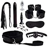 SEX-GHD D 10PC Luxury Shoulder Strap Sports Suit, Comfortable Yoga Assistant - Sports Fitness Program Series - A26