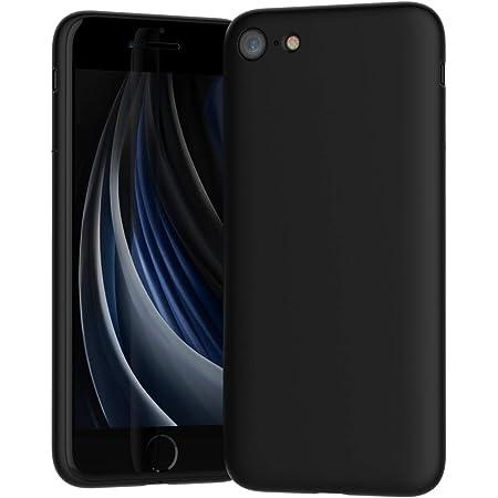MYNUS iPhone SE CASE for iPhone SE(2nd-Gen)/8/7 (マットブラック)
