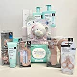 Suavinex Canastilla PREMIUM Recién Nacido Regalo Bebé 0-6 meses (Rosa)