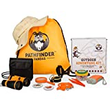 Kids Explorer Kit | Premium Kids Camping Toys and Outdoor Adventure Kits for Boys and Girls 3-12 Years Old...
