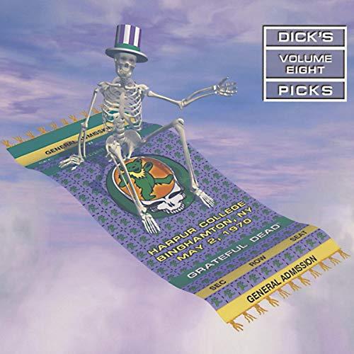 Dick s Picks Vol. 8-Harpur College, Binghamton, NY May 2, 1970 (3-CD Set)