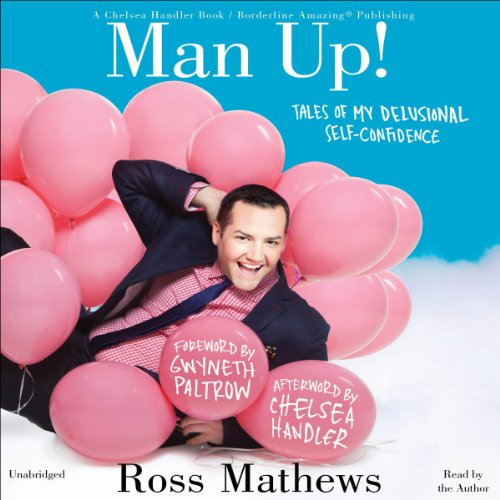 Man Up! cover art