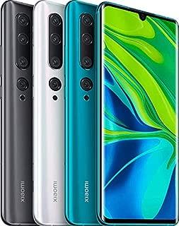 Xiaomi Mi Note 10 (Mi CC9 pro) RAM 6GB/8GB + ROM 128GB/256GB 1億800万画素5眼カメラ搭載 Snapdragon 730G 6.47インチ有機ELディスプレイ 5260mAh超大容量バッテリー搭載 30W急速充電対応 第7世代内蔵指紋センサー搭載 simフリースマートフォン本体 (グローバル版/日本語対応・Googleアプリ対応)