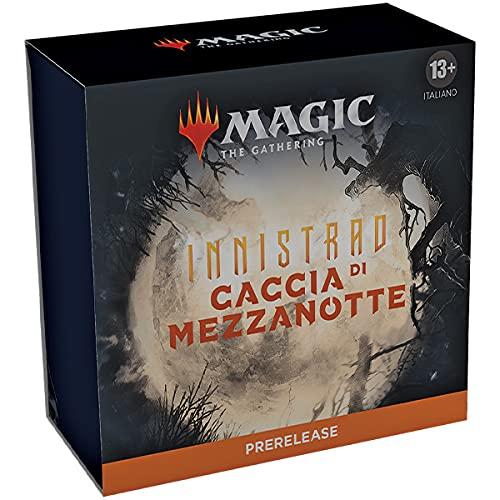 Magic The Gathering Innistrad: Caccia di Mezzanotte - Prerelease Pack (ITA)