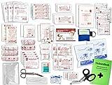 Komplett-Set Erste-Hilfe DIN 13169 EN 13 169 PLUS 1 für