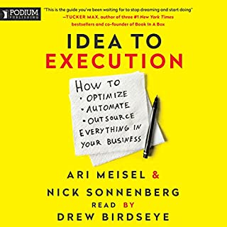 Idea to Execution cover art