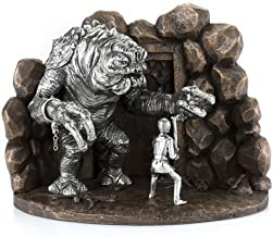 Royal Selangor Hand Finished Star Wars Collection Pewter Limited Edition Luke vs Rancor Diorama