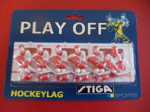 KANADA Tisch Eishockey STIGA Mannschaft Figuren 5cm