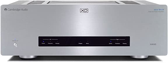 Cambridge Audio Azur 851W Power Amplifier - Silver