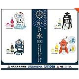 かき氷 ミニチュアコレクション BOX版 12個入りBOX