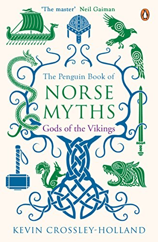 The Penguin Book of Norse Myths: Gods of the Vi... 0241982073 Book Cover