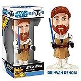 Wacky Wobbler OBI-WAN Kenobi Clone Wars Cabezon PVC APPR 16cm de Funko