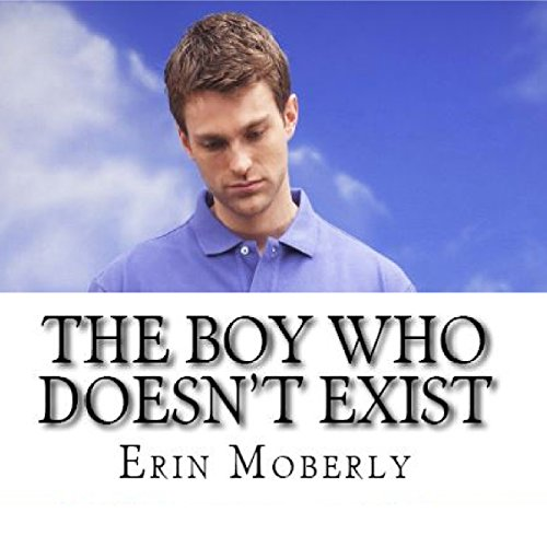 The Boy Who Doesn't Exist audiobook cover art