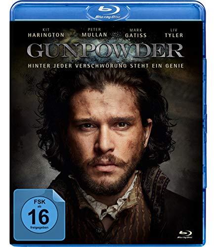 Gunpowder (Die Event Serie) [Alemania] [Blu-ray]