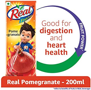 Real Fruit Power, Pomegranate, 200ml