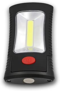 CREE LED Multifunction Work Light COB Strong Flashlight Outdoor Lighting, Rotatable, with Magnet Hook
