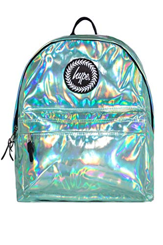 Hype Rucksack Mint Holographic