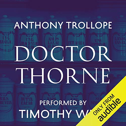 Doctor Thorne cover art