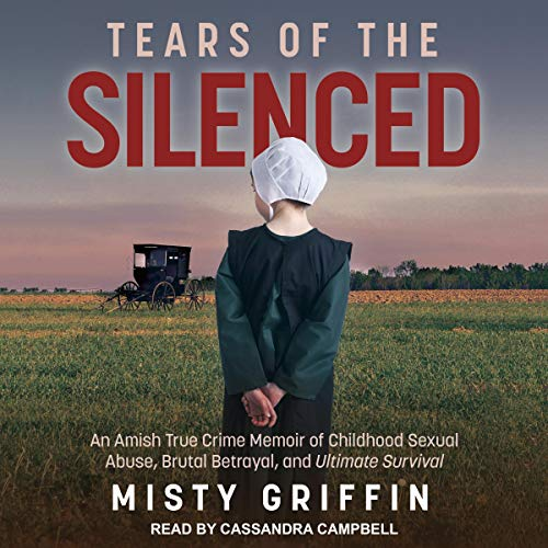Tears of the Silenced audiobook cover art