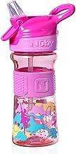 Nuby Capitán Quench Active Bebé Taza 360 ml, Rosa (Pink Dance)