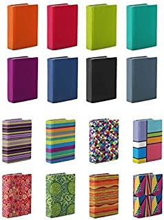 Stretchable Book Covers (Pack of 3) - Fits Books up to 8.5 x 11