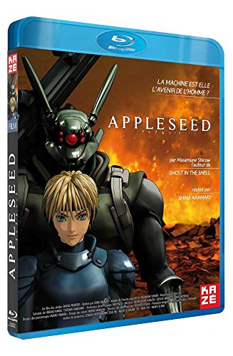 Appleseed [Francia] [Blu-ray]