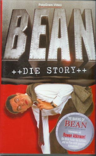 Bean - Die Story. The Making Of Bean. Der ultimative Katastrophenfilm.