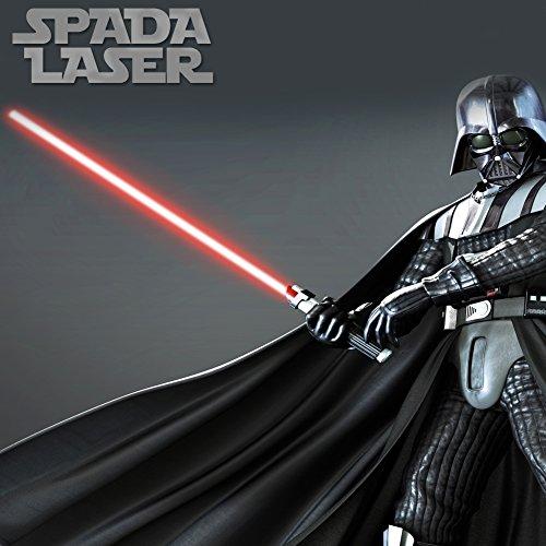 Spada Laser Star Wars Luci e Suoni LED Darth Vader Jedi Guerre Stellari Ragazzi Bambini Giocattoli