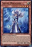 YU-GI-OH! - Silent Magician (DPRP-EN002) - Duelist Pack: Rivals of The Pharaoh - 1st Edition - Ultra Rare